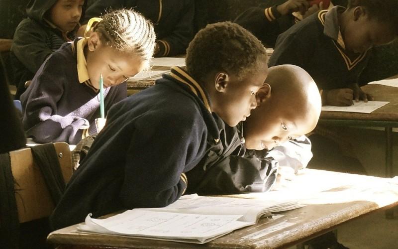 5 Millionen für Schulen in Entwicklungsländern